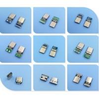 供应USB连接器系列