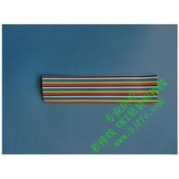 供应pvc彩虹排线 蓝白排线6芯排线 8拼线颜色1571并线