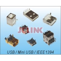USB、Mini USB IEEE1394 系列