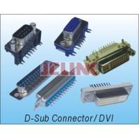 D-SUB、D型连接器、VGA系列